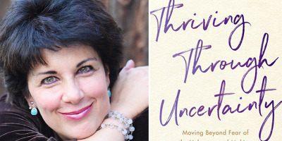 Thriving Through Uncertainty w/ Tama Kieves (Ep 102)